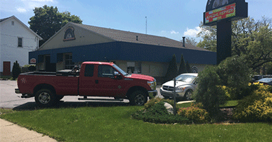 Vision Tire & Auto Frontage