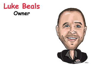 Luke Beals, Owner | Vision Tire & Auto